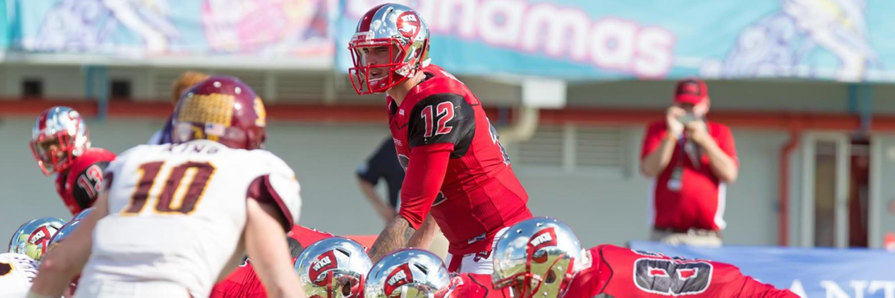 Hilltoppers Announce 2015 Football Schedule and Season Ticket Plans