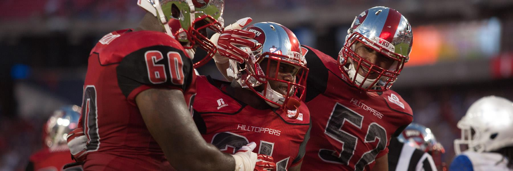 WKU welcomes UTSA this Saturday.