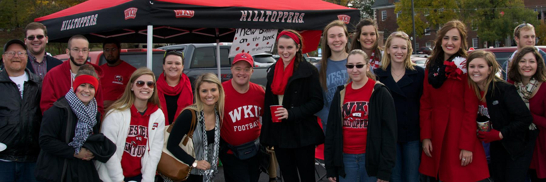 Topper Tailgate 2014 - Weekly football tailgating and ticket information