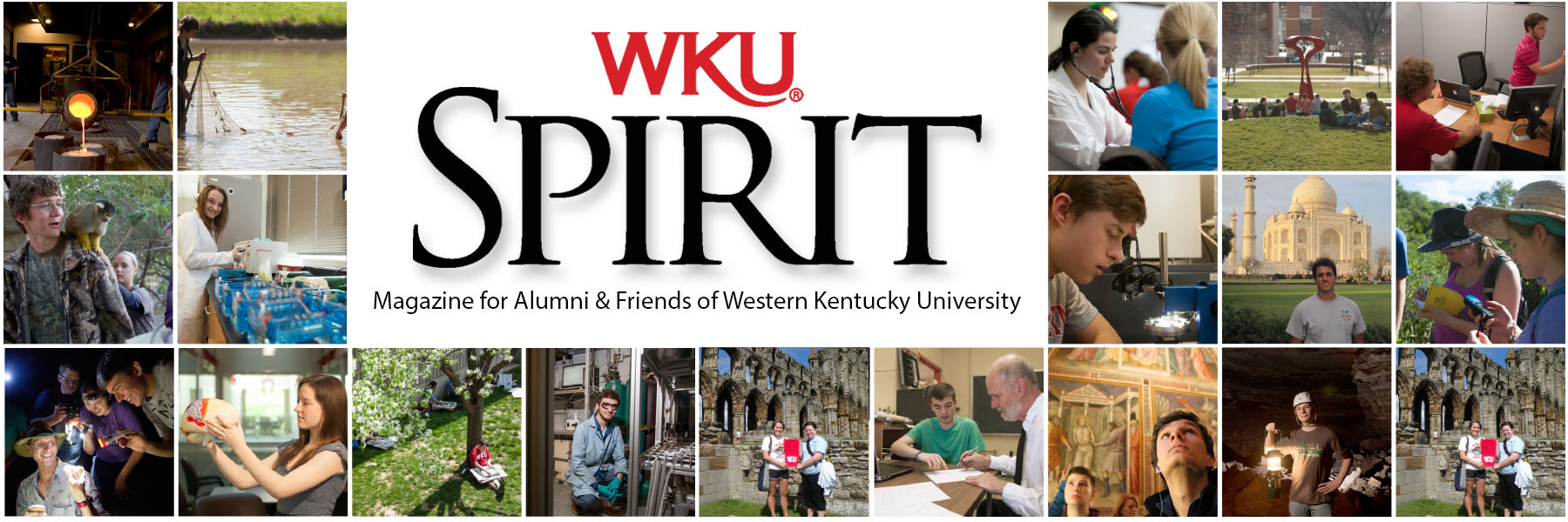 WKU SPIRIT Summer 2016 Issue Now Available Online