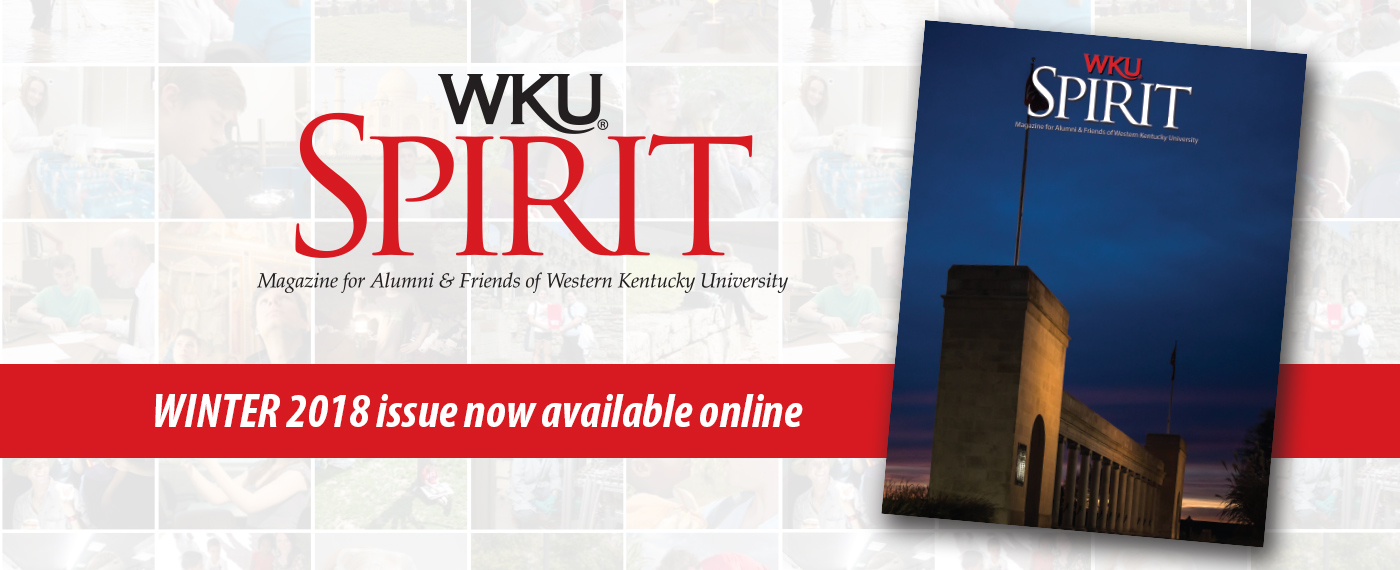 WKU SPIRIT Winter 18