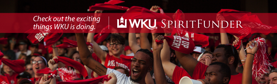 WKU SpiritFunder is now live!