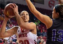 Lady Topper Basketball Heading to WNIT Championship After Beating Albany