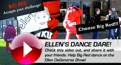 Big Red - Ellen Dance Dare!