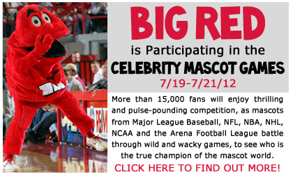 Big Red - Celebrity Mascot Games