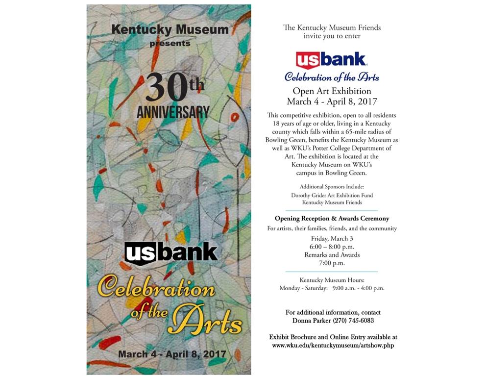 us bank celebration of the arts open art exhibition march 4 april 8 2017